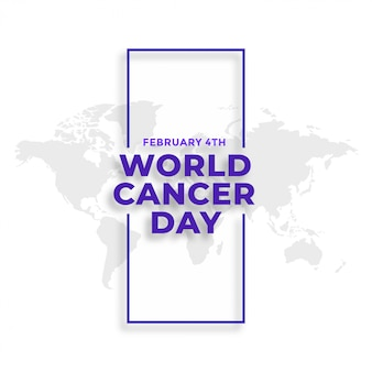 Día mundial del cáncer 4 de febrero antecedentes del evento