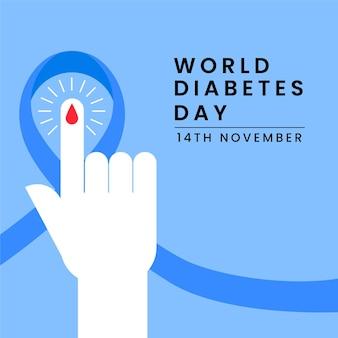 Día mundial de la diabetes 14 de noviembre