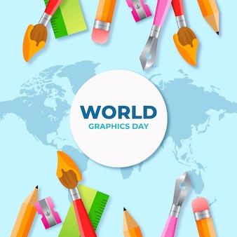 Día mundial de los gráficos realistas