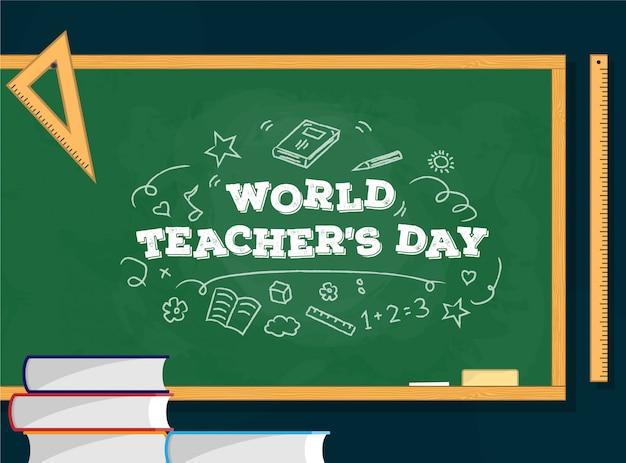Dia mundial del maestro