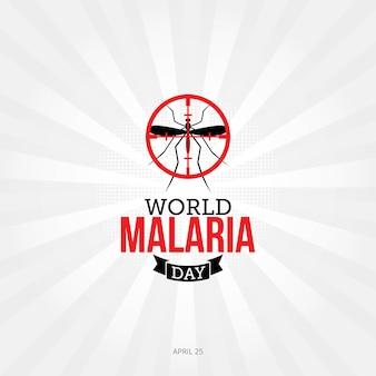 Día mundial de la malaria