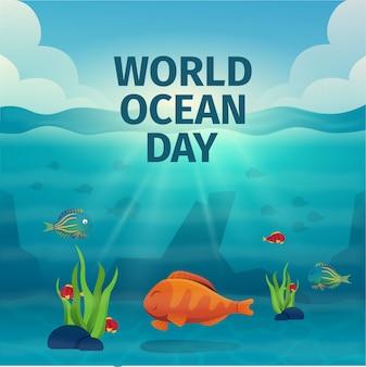 Dia mundial del oceano