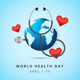 Día mundial de la salud realista