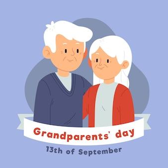 Día nacional de los abuelos ee.