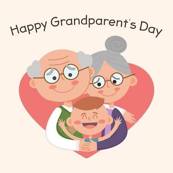 Dia nacional de los abuelos