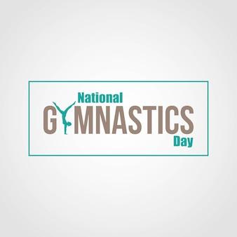 Día nacional de gimnasia