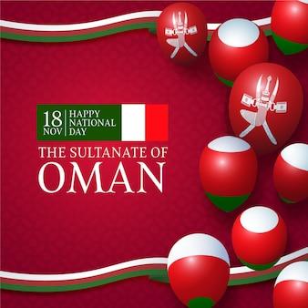 Día nacional realista de omán