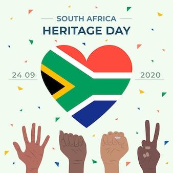 Día del patrimonio con corazón