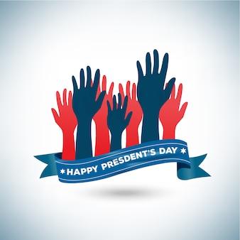 Día del presidente del evento