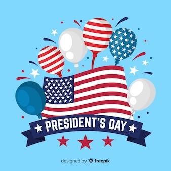 Día del presidente