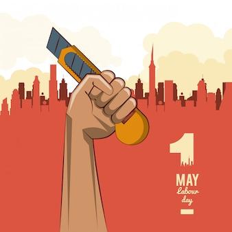 Dia del trabajo 11 de mayo