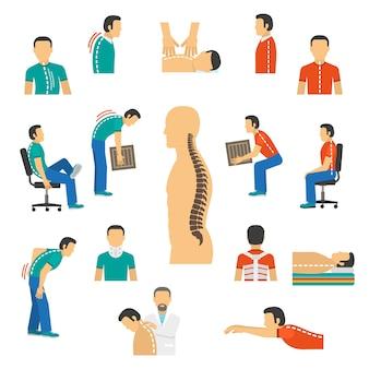 Diagnóstico y tratamiento de enfermedades de la columna vertebral