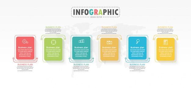 Diagrama de negocios y educación utilizado en educación junto con libros de negocios