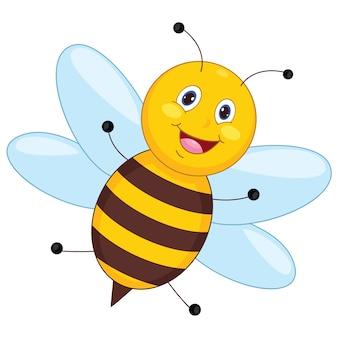 Dibujos animados bee