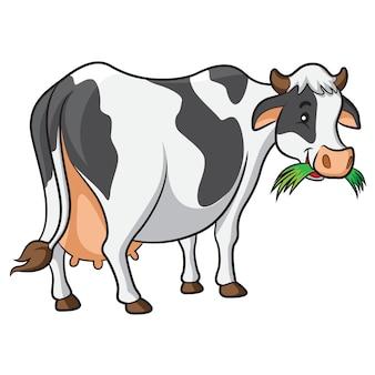 Dibujos animados de vaca
