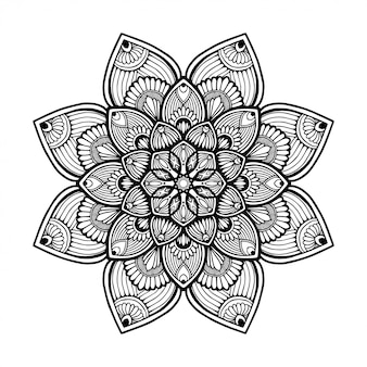 Dibujos para colorear mandalas