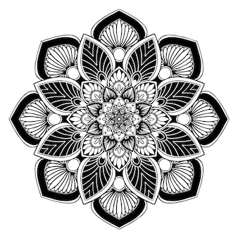 Dibujos de mandalas, terapia oriental.