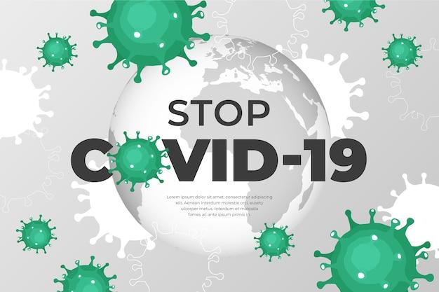 Difusión mundial de coronavirus