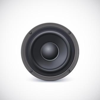Difusor de altavoz de audio