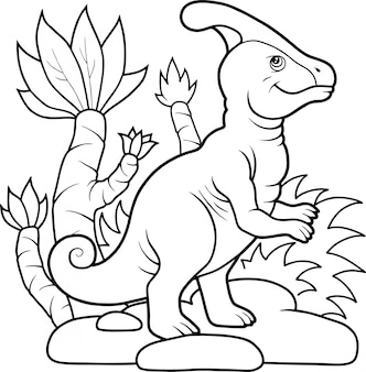 Dinosaurio lindo