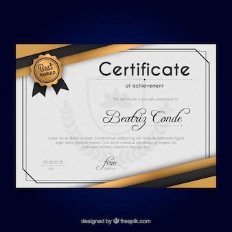 Diploma de logro