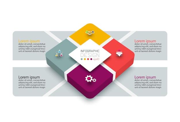 Diseñado para demostrar la planificación y la eficiencia del proceso.