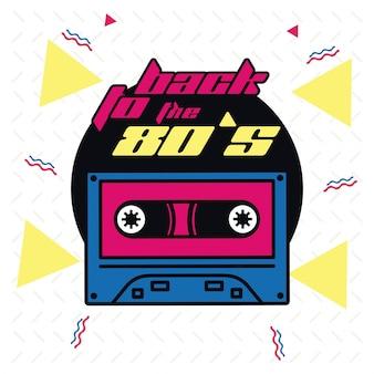 El diseño de los 80