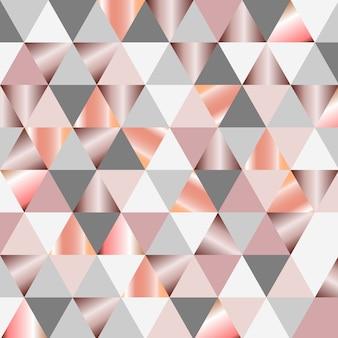 Diseño abstracto poli baja