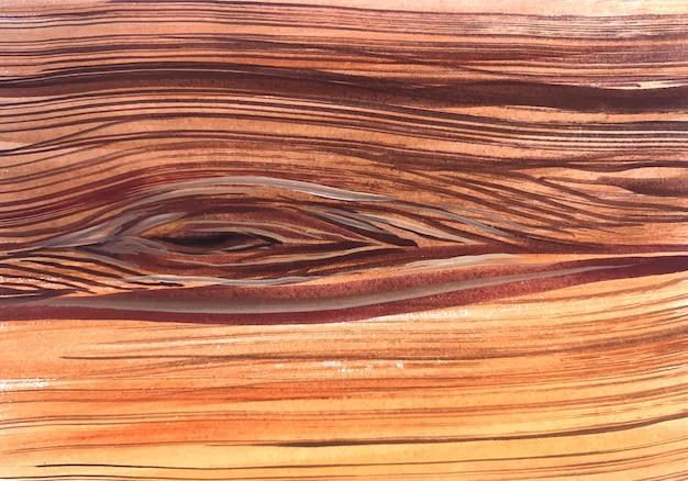 Diseño abstracto de textura de madera marrón