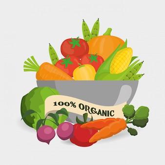 Diseño de alimentos orgánicos