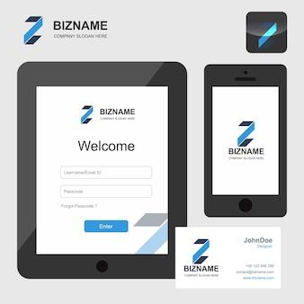 Diseño de la aplicación de la empresa en dispositivos inteligentes