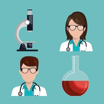 Diseño de atención médica