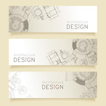 Diseño de banners de arquitectura