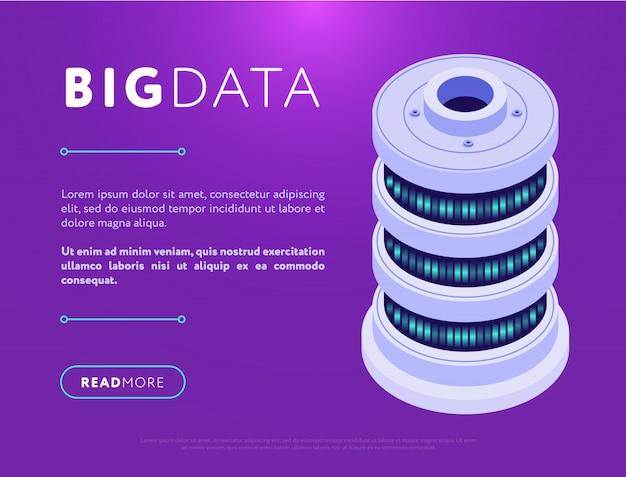 Diseño de base de gran centro de datos