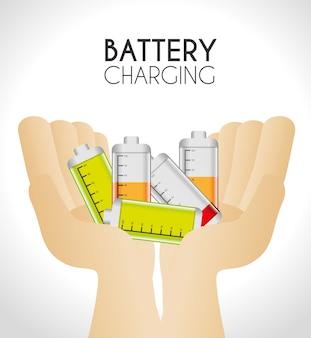 Diseño de la batería.