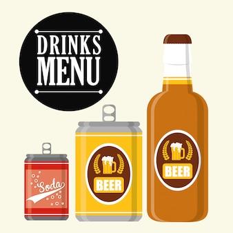 Diseño de bebida