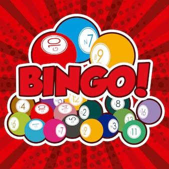 Diseño de bingo