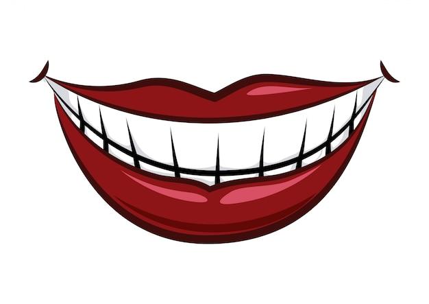 Diseño de la boca