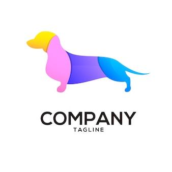 Diseño de cachorro de perro