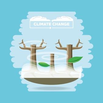 Diseño de cambio climático
