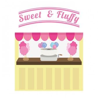 Diseño de caramelo