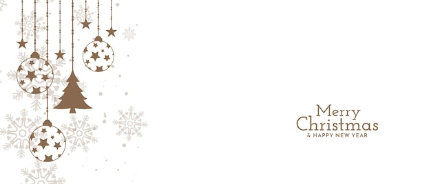 Diseño de celebración de festival de feliz navidad