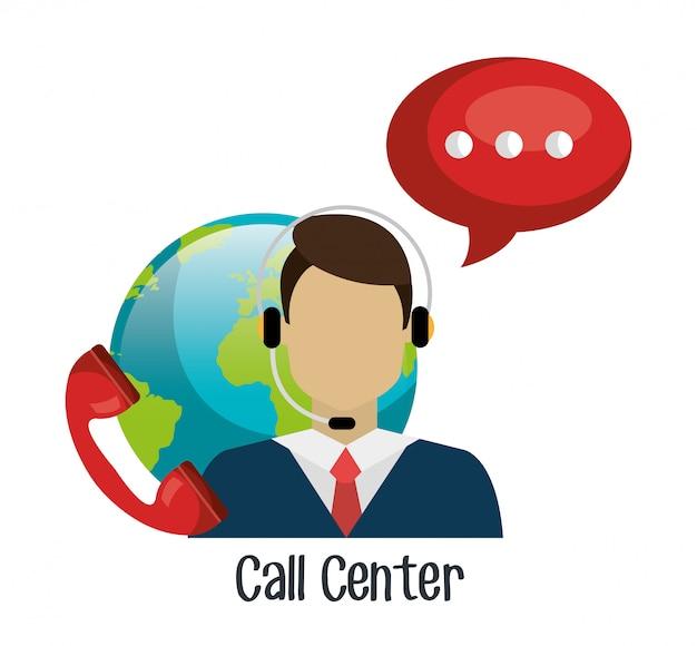 Diseño de centro de llamadas