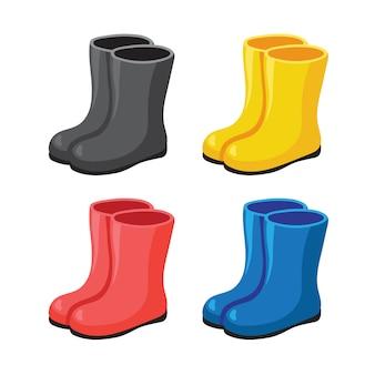 Diseño de la colección boots
