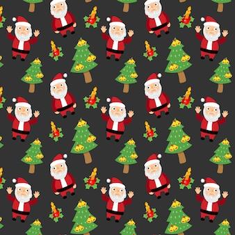 Diseño de la colección de vectores de navidad