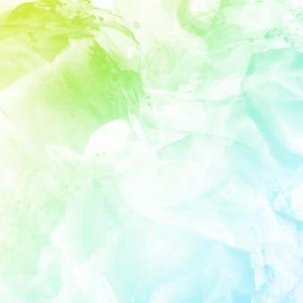 Diseño colorido abstracto del fondo de la acuarela