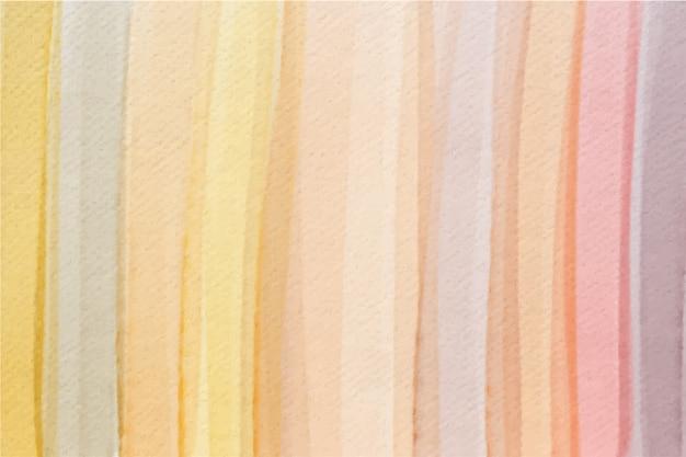 Diseño colorido fondo acuarela