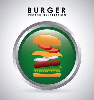 Diseño de comida rápida