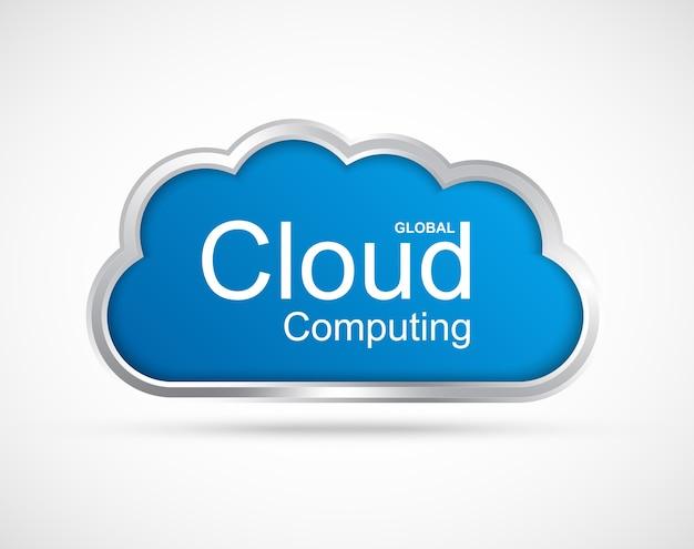 Diseño de concepto de computación en la nube