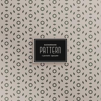 Diseño de conjunto de patrones de estilo islámico árabe